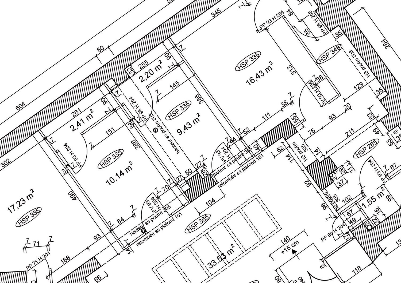 Votre projet d'aménagement d'espace professionnel