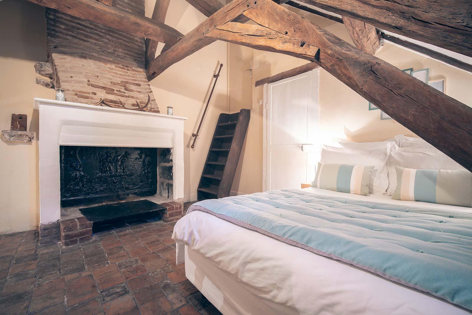 Création d'une chambre d'hôtes à Blois 1
