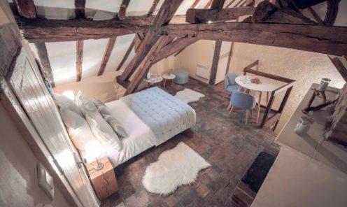 Chambre d'hôtes à Blois