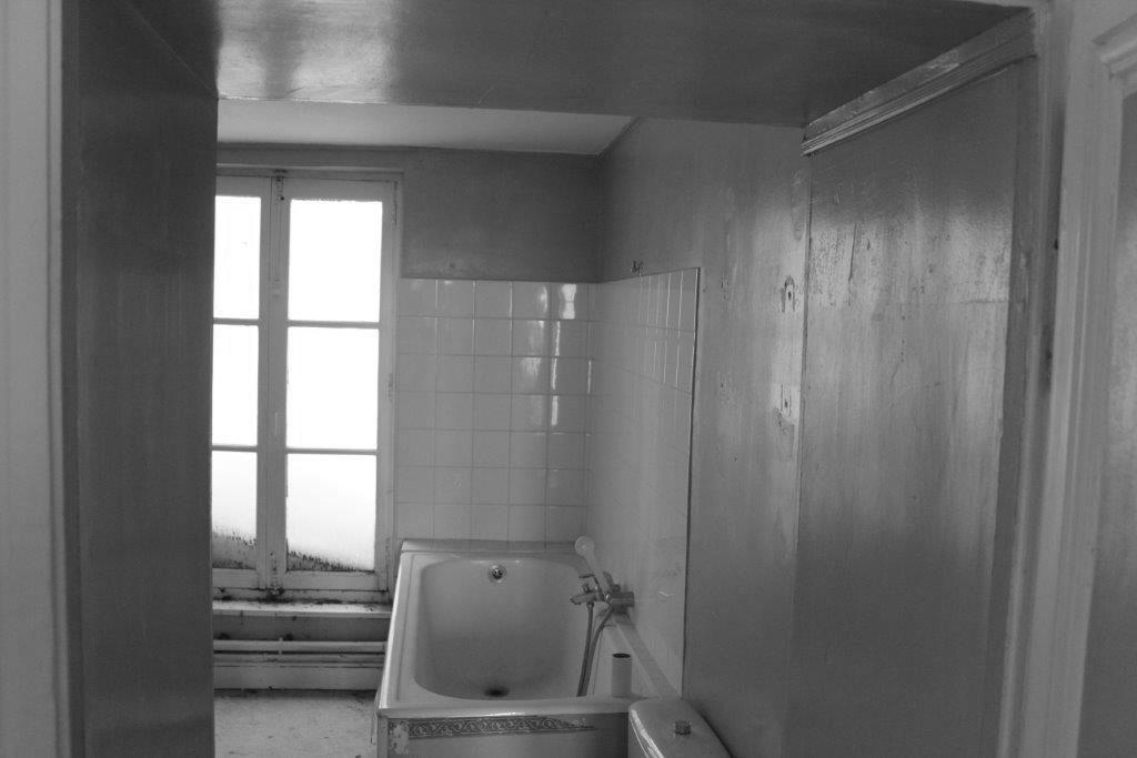 Rénovation appartement Blois - avant travaux