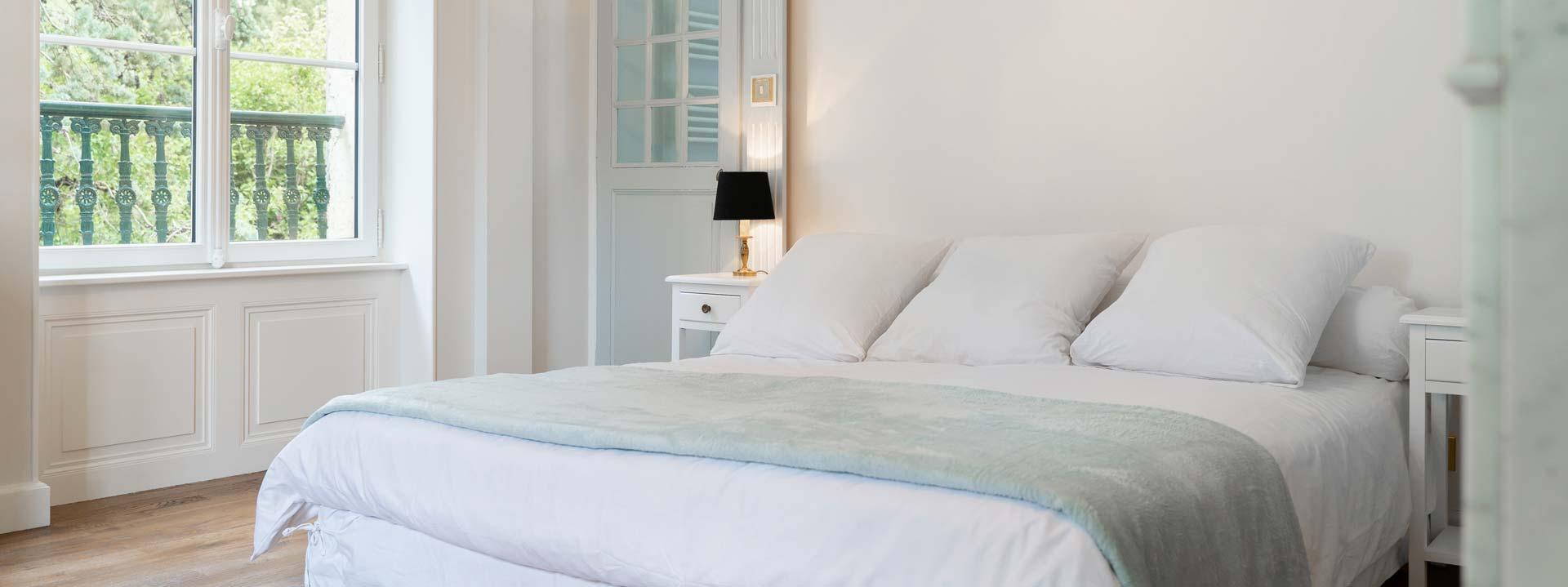 Rénovation complète d'une suite parentale en Sologne
